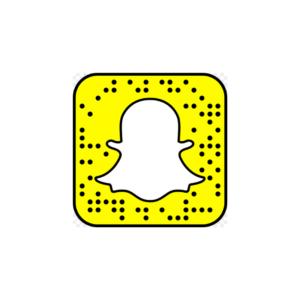 Influencer samarbeten Snapchat logo