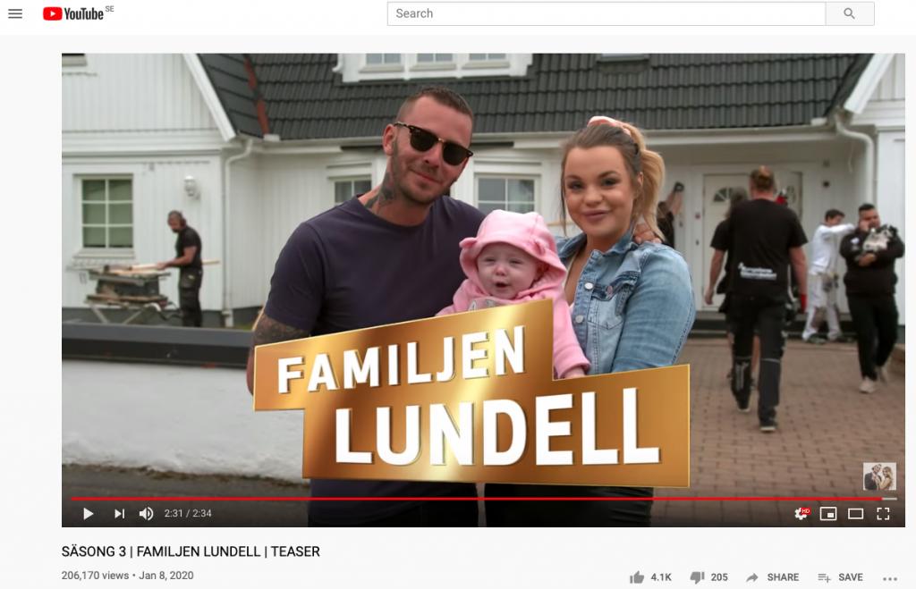 Störst på Youtube i Sverige Youtube marketing effektivit för företags digitala marknadsföring