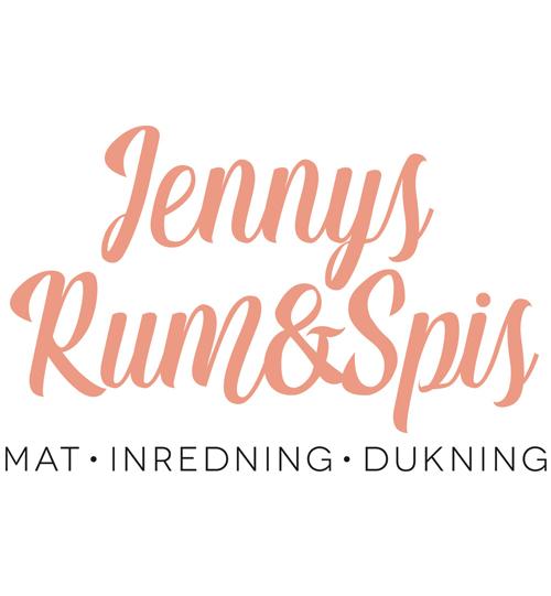 Logga Jennys Rum och Spis