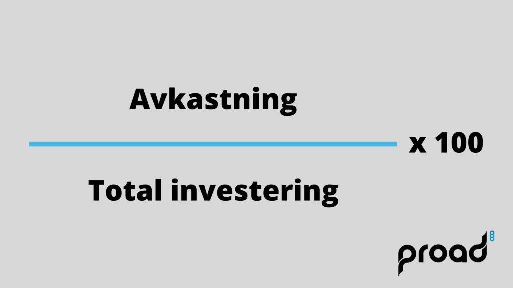 Influencer marketing ROI formel