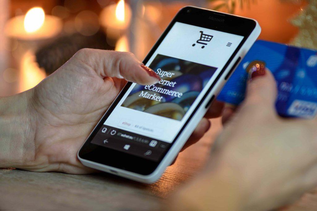 ehandel influencer marketing driver försäljning mobiltelefon