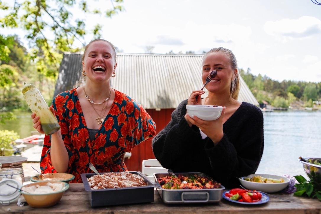 foodgeekz influencer marketing matlagning och bakning